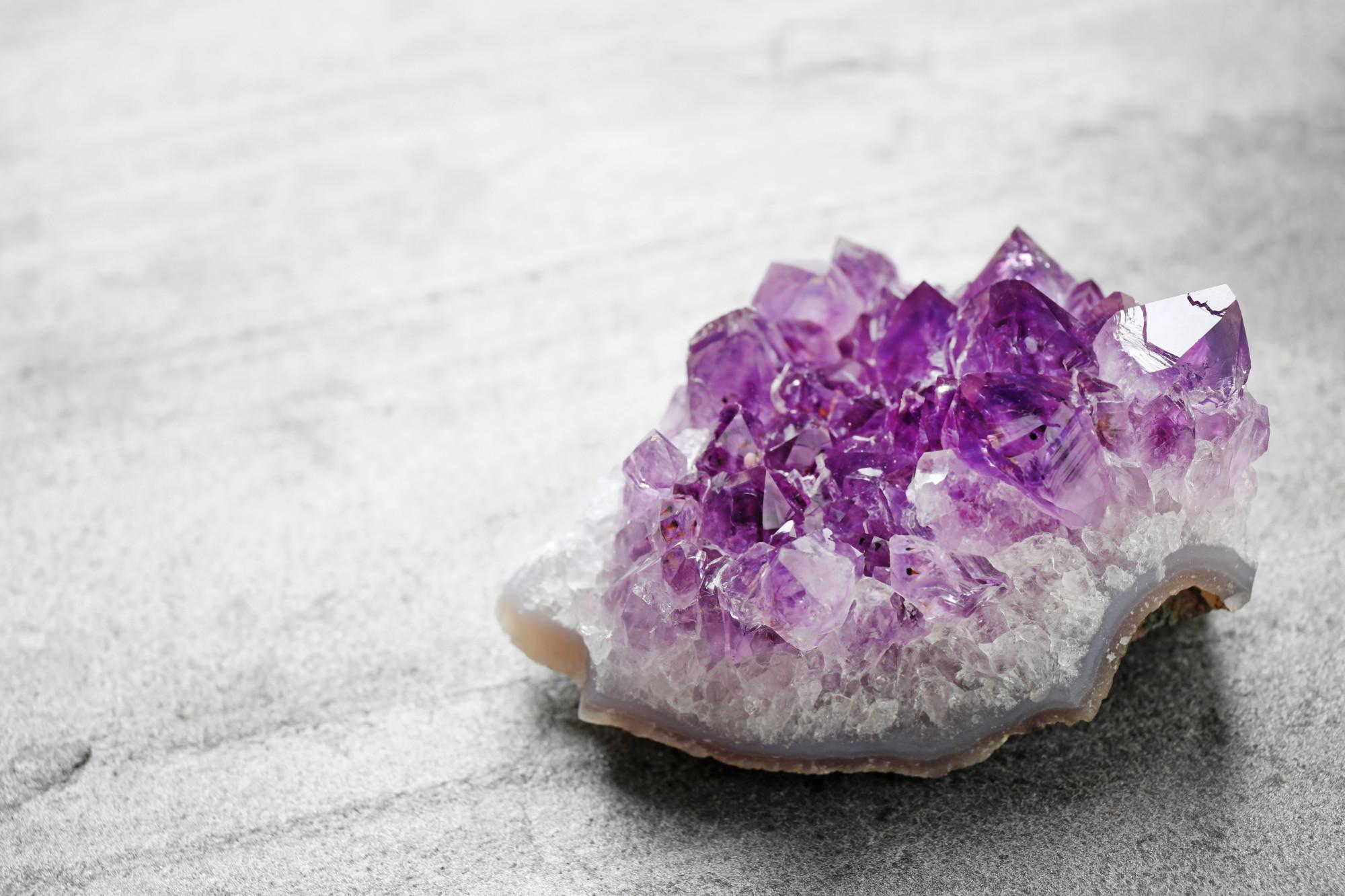 vraies pierres